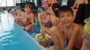 Plavecký výcvik Magnólia 2017