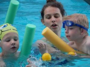 Základná plavecký výcvik Magnólia 2014