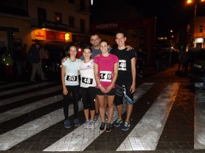Night Run Piešťany 2014